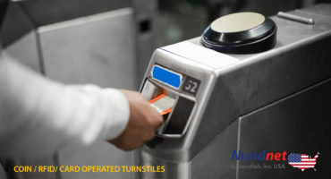 Coin Operated Turnstiles & Access Entry Systems