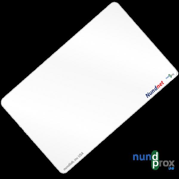 UHF Card for UHF Long Range Reader