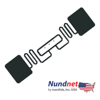 UHF RFID Sticker tags Nundnet NT 10AHS USA