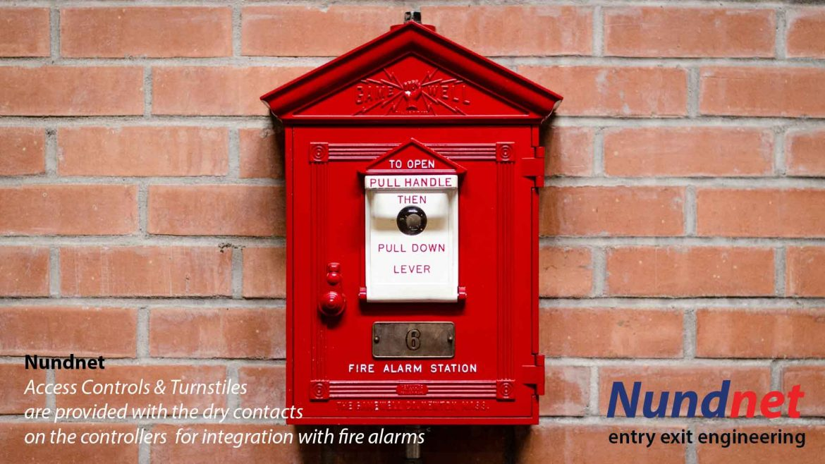 Access Control and Fire Alarm