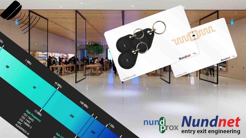 Nundprox RFID & Biometric Cards