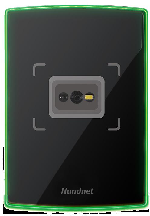 QR Reader Slim Rectangle Nundnet NU80QRL