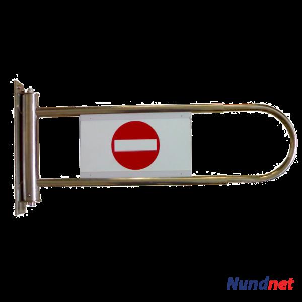 Checkout Stopper Turnstile for Supermarket Nundnet NU9703PC
